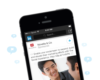 LinkedIn Certified Sponsored Updates Partners